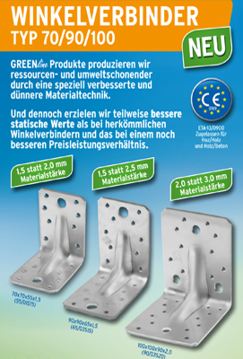 zum Download Newsletter Greenline